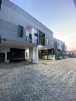 Luxury 4 Bedroom with Excellent Facilities, Orchid Road, Lekki Phase 2, Lekki, Lagos, Semi-detached Duplex for Rent
