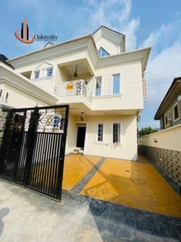 Unique 4bedroom Duplex, Osapa London, Osapa, Lekki, Lagos, Semi-detached Duplex for Sale