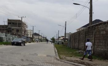 3,000 Square Meters Land, Facing Mobil/circle Mall Road, Osapa, Lekki, Lagos, Mixed-use Land for Sale