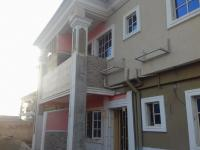 to Let: Newly Built 3 Bedroom Flat in Soluyi Gbagada. with All Rooms En-suite and Visitor Toilet for Just 1 Million., Soluyi, Gbagada, Lagos, Flat for Rent