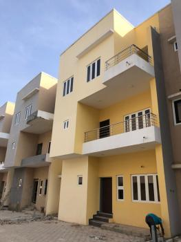 Newly Built and Exquisite 5 Bedroom Terrace, Wuye, Abuja, Terraced Duplex for Sale
