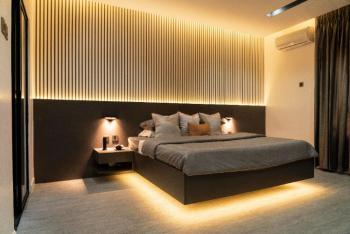 Automated Luxury 2 Bedroom, in-house Cinema, Alexa Enabled Systems, Bourdilon Court Estate, Chevron Drive., Lekki Expressway, Lekki, Lagos, Flat Short Let