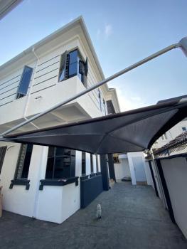 Luxurious 5 Bedroom Duplex with a Room Bq, Chevron, Lekki, Lagos, Detached Duplex for Sale
