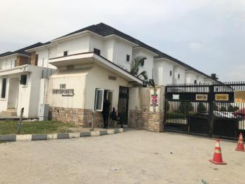 3 Bedroom Terraced Duplex, Southpointe Estate, Off Orchid Road, Lafiaji, Lekki, Lagos, Terraced Duplex for Sale