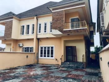 4 Bedrooms Semi Detached Duplex with Bq, White Oak Estate,, Ologolo, Lekki, Lagos, Semi-detached Duplex for Rent