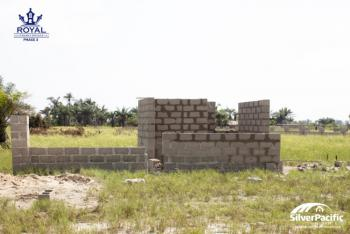 Own 100% Dry Land with Perfect Title Along a Major Road., Same Area with La Campaign Tropicana Beach Resort... Lekki Peninsula, Ibeju Lekki, Lagos, Residential Land for Sale