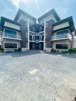 Super Tastefully Finished 6 Units 4 Bedroom, Lekki Phase 1 Right Hand Side Pinnock Filling Station, Lekki Phase 1, Lekki, Lagos, Flat for Rent