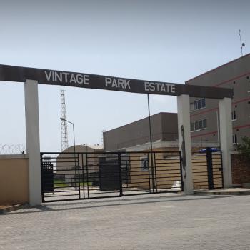 600 Square Meters Land, Vintage Park Estate, Ikate, Lekki, Lagos, Residential Land for Sale