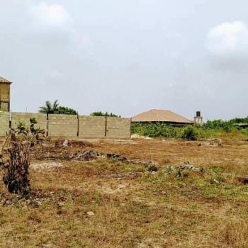 Serviced Residencial Land in Apakin Village, The Arcade Estate After Dangote Refinery Jetty, Ibeju Lekki, Lagos, Residential Land for Sale