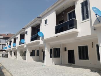 Newly Built 4 Bedroom Terraced Duplex in a Serviced Mini Estate, Ikota Vllla Estate, Ikota, Lekki, Lagos, Terraced Duplex for Rent