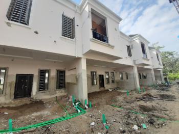 4 Bedroom Terrace Houses, Opposite Chevron Toll Gate, Lekki Phase 2, Lekki, Lagos, Terraced Duplex for Sale