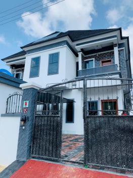 4 Bedroom Semi Detached Duplex with a Room Bq, Chevon Alternative, Lekki, Lagos, Semi-detached Duplex for Rent