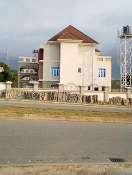 a Well Built 5 Bedroom Fully Detached Duplex + 1 Room Self Contained Bq, Asokoro District, Abuja, Detached Duplex for Sale