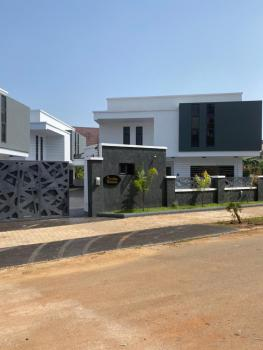 Brand New 3 Units of Luxury 4 Bedroom Semi Detached Duplexes, Bq, Cctv, Katampe Extension, Katampe, Abuja, House for Sale