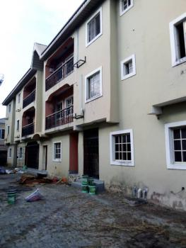 a Room in a Standard Flat Shared Kitchen Only, Dockville Estate Badore Addo Ajah Lagos, Ajah, Lagos, Self Contained (single Rooms) for Rent