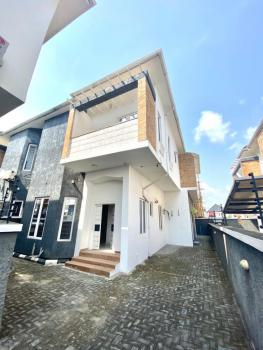 4 Bedroom Semi-detached Duplex with a Room Bq, Chevron, Lekki Phase 2, Lekki, Lagos, Semi-detached Duplex for Sale