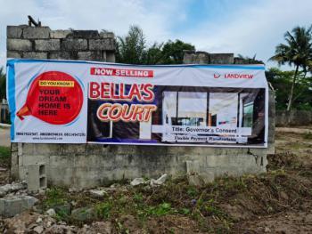 Affordable Residencial Land in Eleko, Bellas Court Before Amen Estate Eleko Junction, Ibeju Lekki, Lagos, Residential Land for Sale