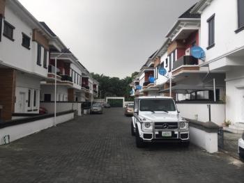 Exotic 4-bedroom Duplex with Excellent Finishing, Conservation Road, Lekki Phase 2, Lekki, Lagos, Detached Duplex for Rent