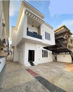 Very Lovely 4 Bedroom Duplex with Bq, Thomas Estate, Ajah, Lagos, Detached Duplex for Sale
