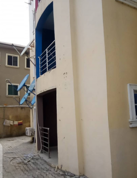 2 Bedrooms Flat, Upstairs, Jakande Gbara, Lekki, Lagos, Flat for Rent