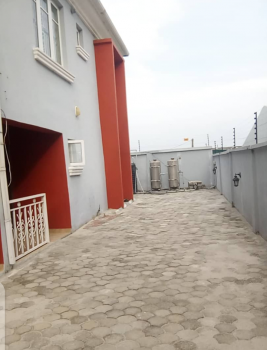 2 Bedrooms Flat, Behind Elevation Church, Opposite Nicon Town, Lekki, Lagos, Flat for Rent