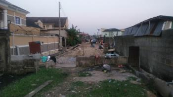 Half Plot of 325sqm Land, Medina, Gbagada, Lagos, Residential Land for Sale