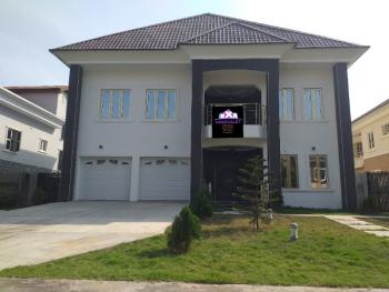 Brand New Magnificent Luxury 7 Bedroom Duplex with 3 Rooms Boys Quarter, Zone a, Nicon Town Estate, Nicon Town, Lekki, Lagos, Detached Duplex for Rent