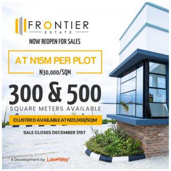 Land.  Luxury, Comfort and Posh, Frontier Estate, Bogije, Ibeju Lekki, Lagos, Residential Land for Sale