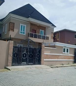 Well Finished Newly Built 4 Bedroom Detached Duplex with a Room Bq, Therra Annex Estate, Sangotedo, Ajah, Lagos, Detached Duplex for Sale