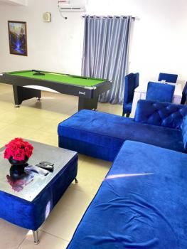 Luxury 3 Bedroom with Good Facilities Comes with Private Snooker Board, Lekki Phase 1, Lekki, Lagos, Self Contained (single Rooms) Short Let