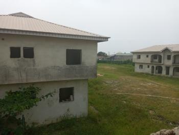 a Block of 4 Nos. 2 Bedroom Flat in Carcass Form, Harmony Estate, Langbasa., Ajah, Lagos, Block of Flats for Sale