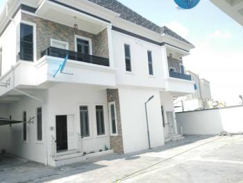 Newly Built 4 Bedroom Semi Detached Duplex with Fitted Kitchen, Oral Estate, Lekki, Lagos, Semi-detached Duplex for Rent