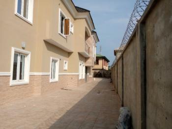 Sharp Brown New 3 Bedroom Flat, Badore, Ajah, Lagos, Flat for Rent