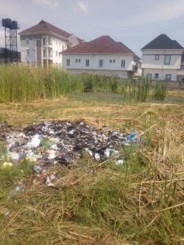 Well Located 800m2 Bareland, Spring Bay Estate Behind Prime Water, Ikate Elegushi, Lekki, Lagos, Residential Land for Sale