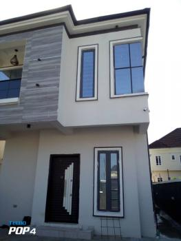 Newly Built Fully Detached 4 Bedrooms Duplex with Bq, Lekki County Homes Estate, Ikota, Lekki, Lagos, House for Rent