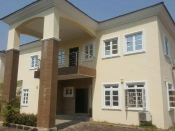 Newly Built and Well Finished 5 Bedroom Detached Duplex with Bq, Jabi, Abuja, Detached Duplex for Rent