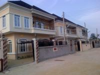 Five Bedroom Fully Detached House With One Room Bq In Ikota, , Lekki, Lagos, 5 Bedroom, 6 Toilets, 5 Baths House For Sale
