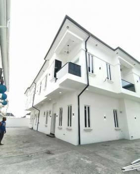 4 Bedrooms Semi Detached Duplex with Bq, Chevron Drive, Lekki Phase 2, Lekki, Lagos, Semi-detached Duplex for Sale