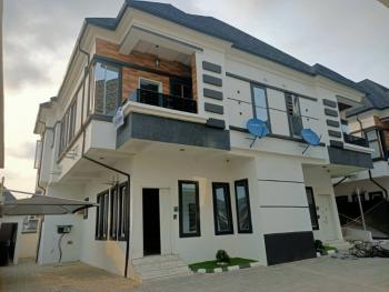 Luxury 4 Bedroom Semi Detached Duplex with a Room Boys Quarter, Orchid Road, By 2nd Toll Gate, Lekki, Lagos, Semi-detached Duplex for Rent