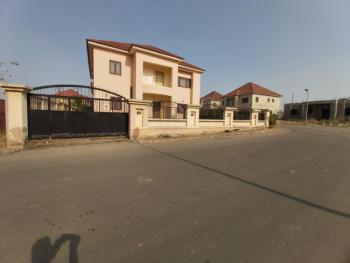 Brand New Luxury 5 Bedrooms Detached House with Bq, Spring Estate, Karsana, Abuja, Detached Duplex for Sale