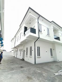 4 Bedroom Semi Detached Duplex with a Room Bq, Orchid Road, Lekki, Lagos, Semi-detached Duplex for Sale