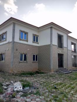Standard 4 Bedroom Detached Duplex, Cbn Estate, Apo, Abuja, Detached Duplex for Sale