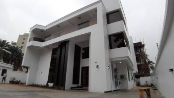 Quality 7 Bedrooms Mansion + 2 Rooms Bq + Swimming Pool + Cctv, Ikoyi, Lagos, Detached Duplex for Sale