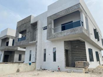 Luxury 3 Bedrooms Semi Detached Duplex with Bq, Vantage Court 2, Bogije, Ibeju Lekki, Lagos, Semi-detached Duplex for Sale