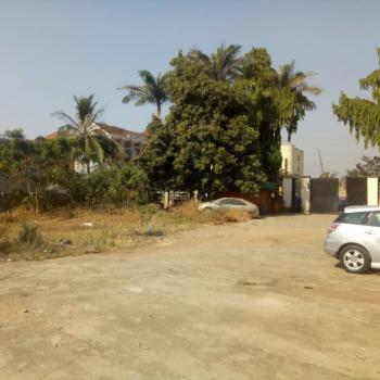 2700sqm Residential Land Use with 3 Units of 4 Bedroom Flat, Etc, Life Camp, Abuja, Residential Land for Sale