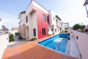 6 Bedroom Duplex with Penthouse, Swimming Pool & Cinema, Pinnock Beach Estate, Osapa, Lekki, Lagos, Detached Duplex for Sale