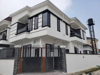 New and Well Finished 4 Bedrooms Duplex with a Study and Bq, Thomas Estate, Ajah, Lagos, Detached Duplex for Sale