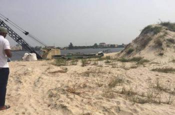 2,652 Square Metres Waterfront Land, Waterfront Land on Zone J, Plot 67, Banana Island, Ikoyi, Lagos, Residential Land for Sale