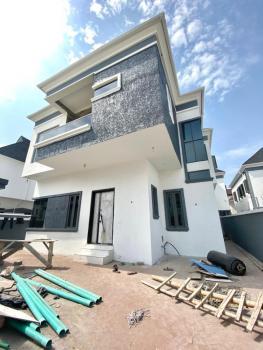 Tastefully Finished 4 Bedroom Fully Detached Duplex with Bq, Chevron, Lekki, Lagos, Detached Duplex for Sale