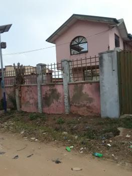 700sqm Residential Land with Renovatable Duplex, Unilag Estate, Magodo - Isheri, Magodo, Lagos, Residential Land for Sale